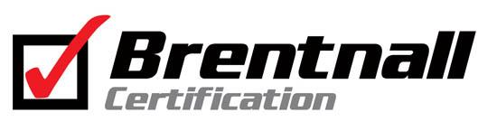 Brentnall Certification