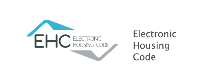 This is the logo for the Electronic Housing Code